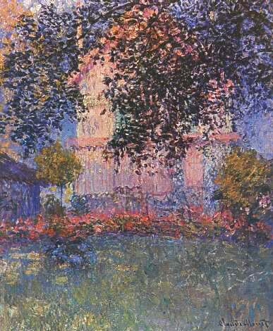 Monet, la casa di Argenteuil