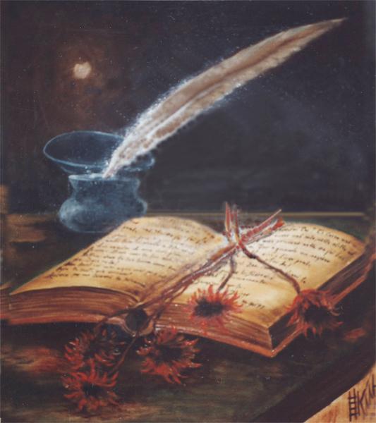 Penna e calamaio Hans Christian Andersen