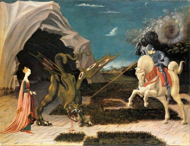 San Giorgio e il drago