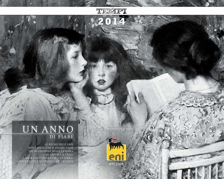 copertina calendario jungle tales