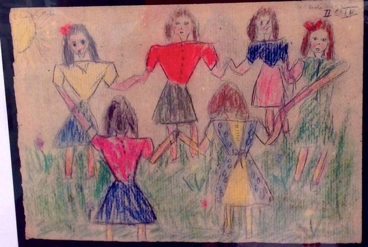 Anita, Spitzova, Danza sul prato