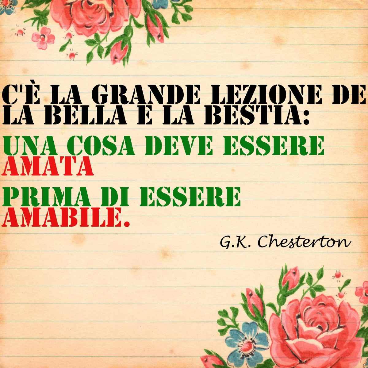 Bettelheim Chesterton Cristina Campo Sulla Fiaba La Bella E La