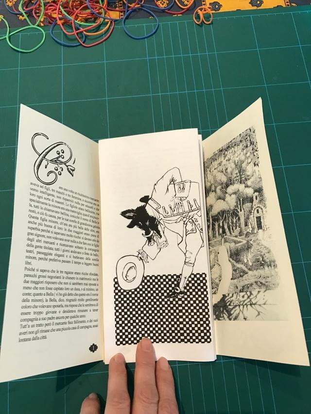 pagina B piegata