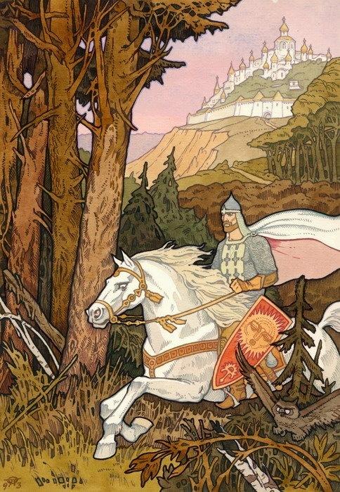 il cavaliere bianco