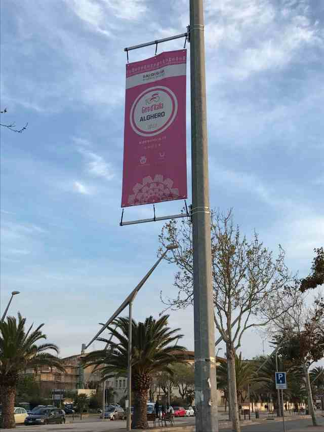 color rosa giro d'italia 2017