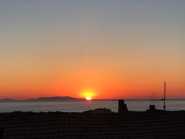 color tramonto ohhhh