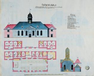 Kastellet, la chiesa e la prigione