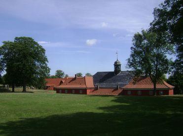 La chiesa e la prigione viste dai bastioni