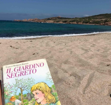 Libri al vento. Il giardino segreto di F.H.Burnett