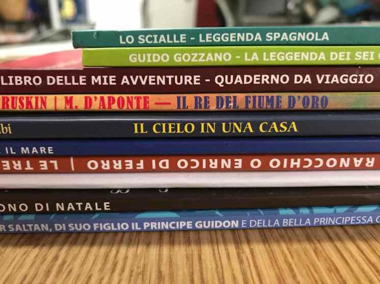 Copia di libri lindau