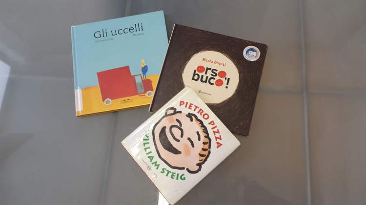 3 libri