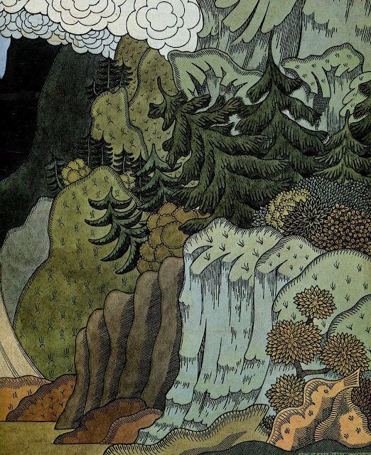 alberi ivan bilibin