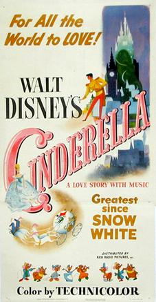 Cenerentola Cinderella-disney-poster