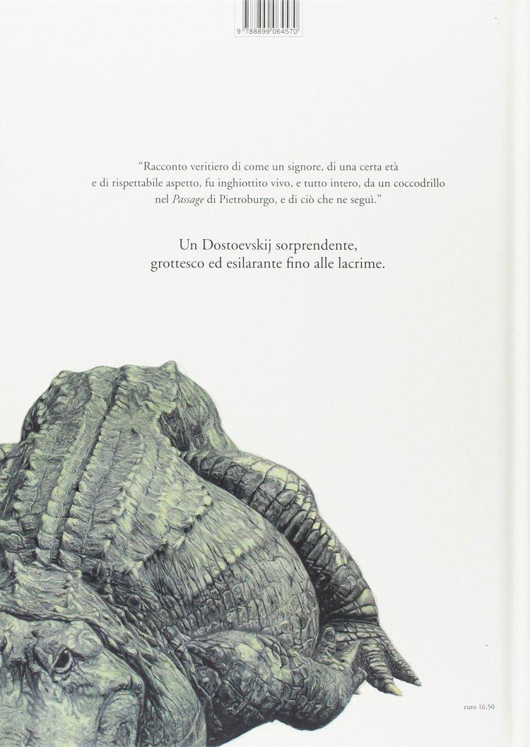 il coccodrillo retro