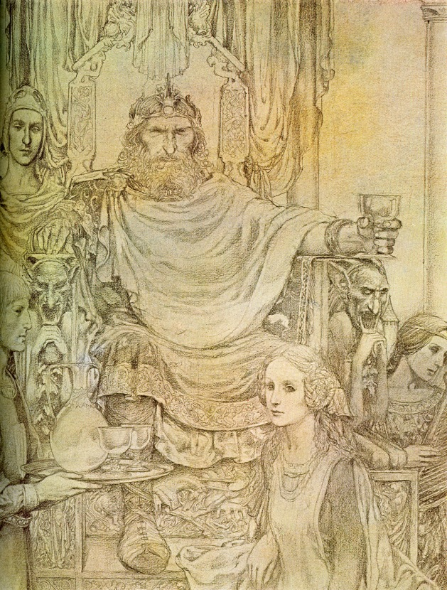 alan lee_Finvarra
