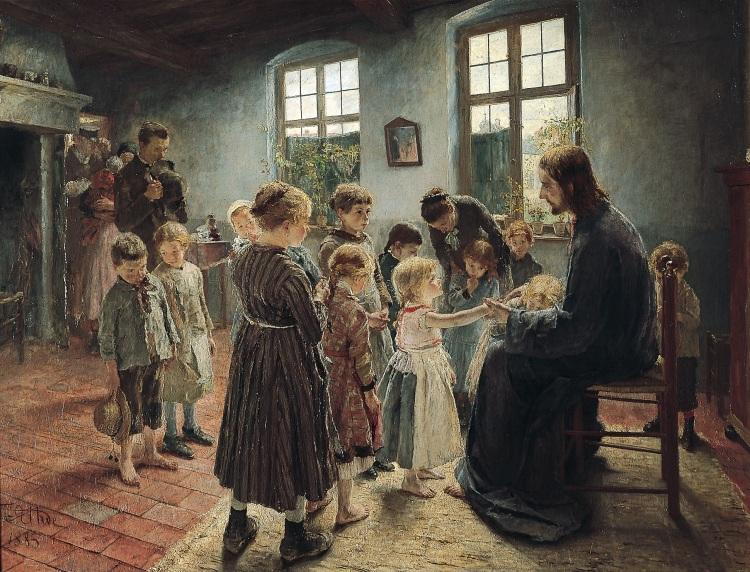 Fritz_von_Uhde_-_Lasset_die_Kinderlein_zu_mir_kommen,_1885_(Greifswald)