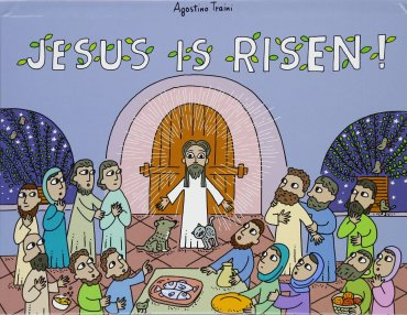 jesus is risen cop