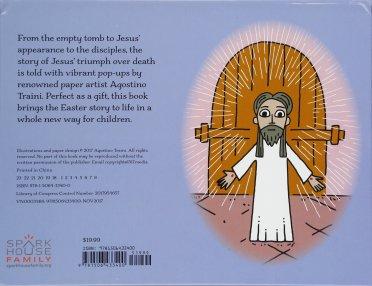 Jesus is risen retro cop
