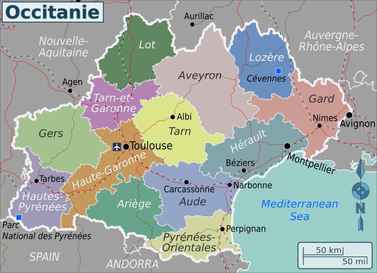 Occitanie_WV_region_map_EN
