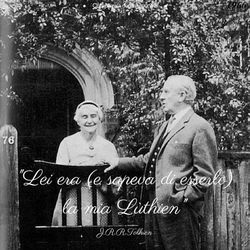 lei era la mia Luthien