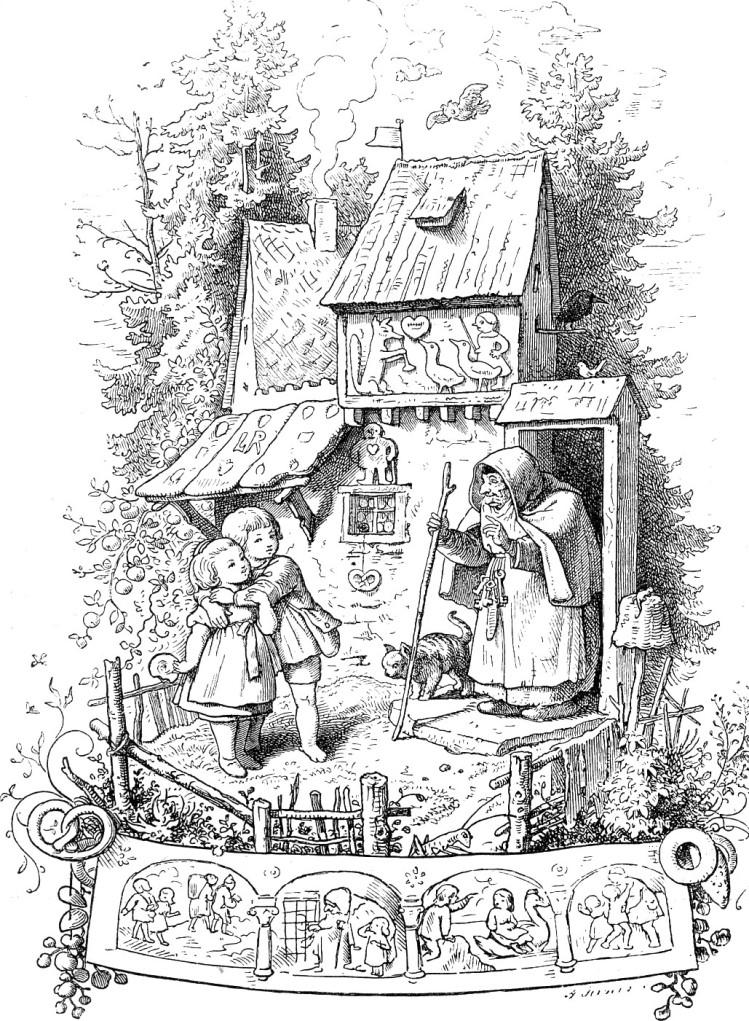 1Ludwig Richter, Hansel e Gretel.jpg