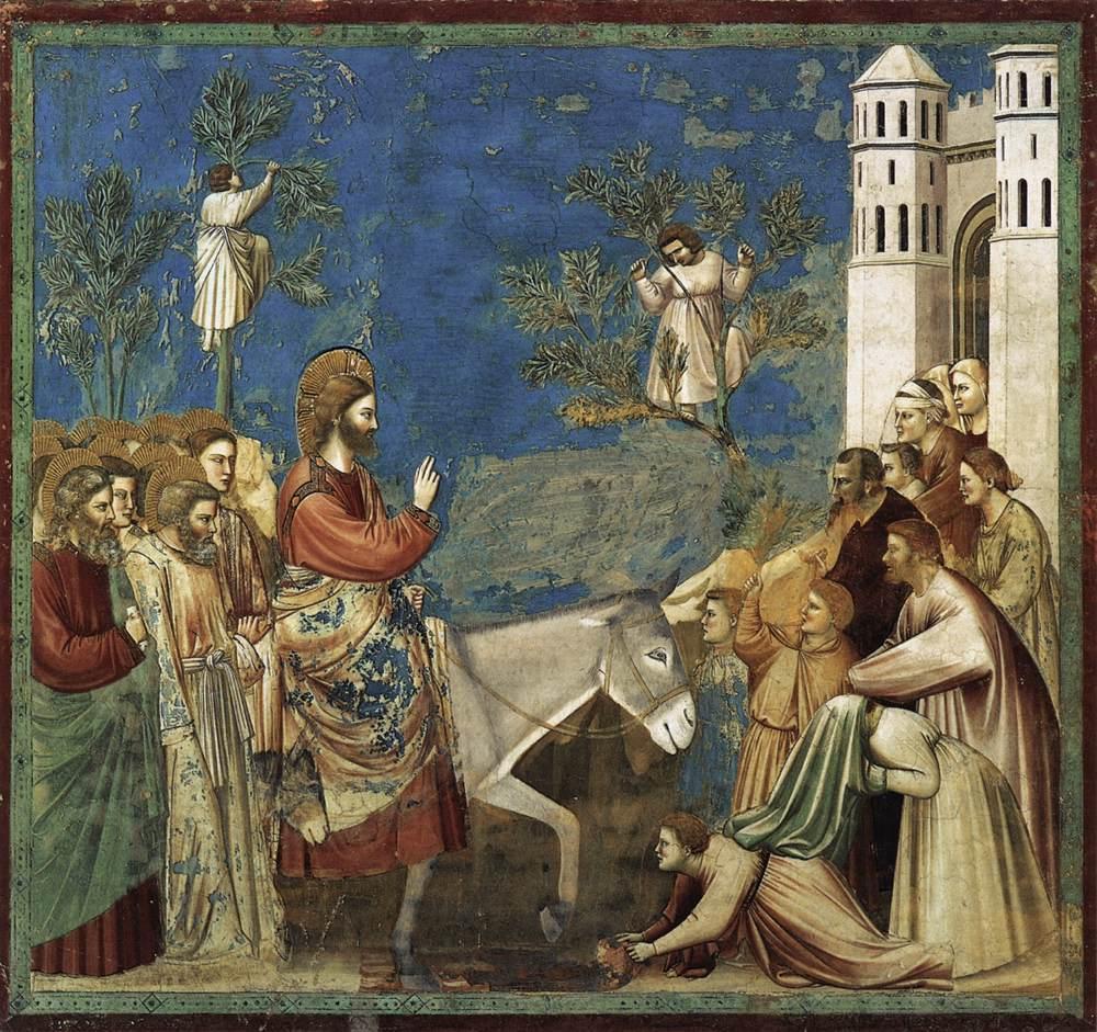 Copia di Giotto_di_Bondone_-_No._26_Scenes_from_the_Life_of_Christ_-_10._Entry_into_Jerusalem_-_WGA09206