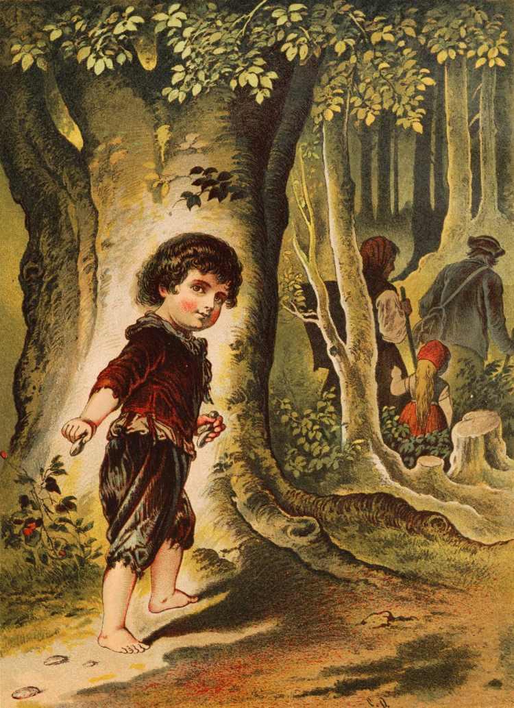 Hans Offterdinger Hansel e Gretel