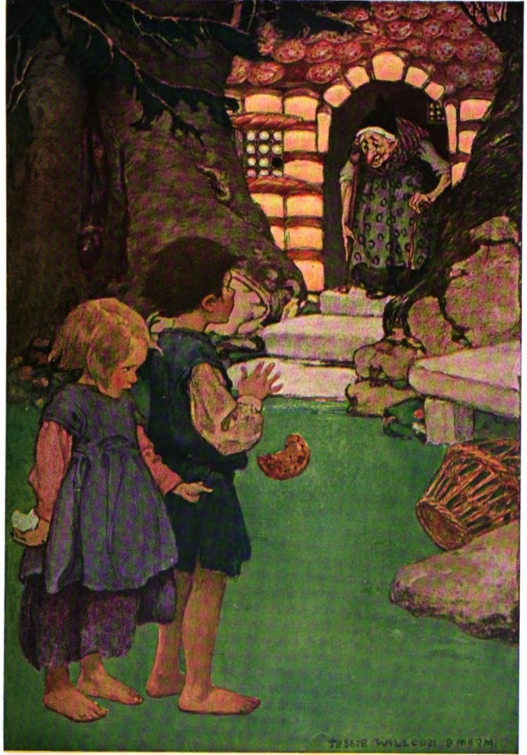 Hansel e Gretel, Jessie Willcox Smith